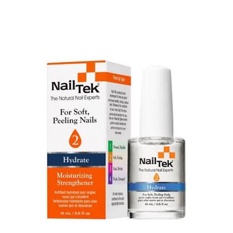 hydration therapy nail tek hydration therapy ii brands