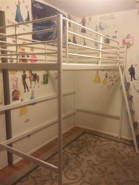 junior loft bed ikea ikea junior loft bed baby kids in seatac wa offerup