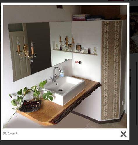 holzplatte mit rinde holzplatte f 252 r badezimmer waschtisch forum auf