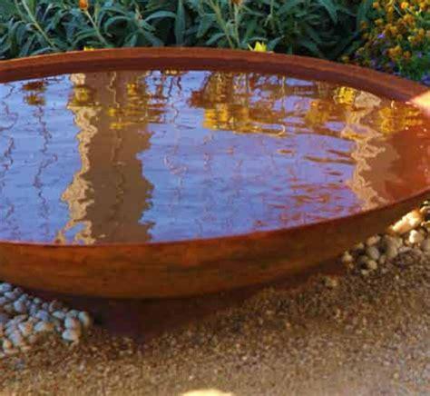 wasserschale garten potmaat bv water 4 waterbowls gardens