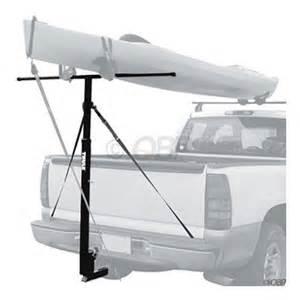 kayak racks for trucks thule 997 goal post hitch mount