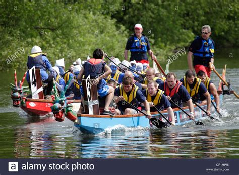 thames river events dragon boat racing at the annual fund raising event on the