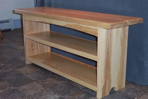 build a shoe bench bench shoe rack by chuckv lumberjocks com