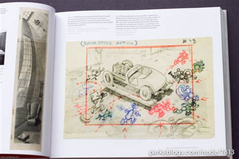 layout animation book book review setting the scene the art evolution of