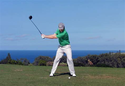 swaying golf swing swing sequence jordan spieth photos golf digest