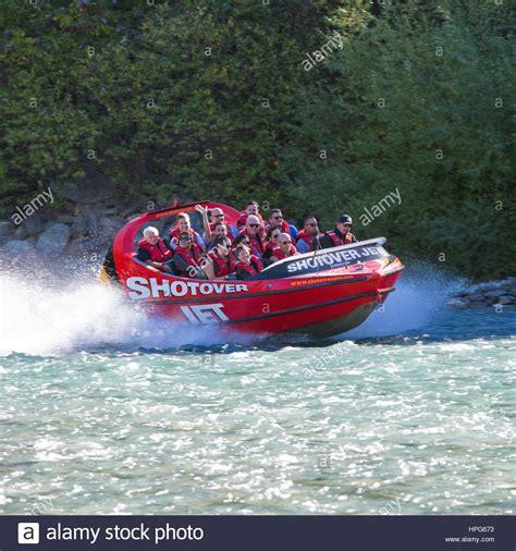 speed boat queenstown nz queenstown shotover jet boat stock photos queenstown