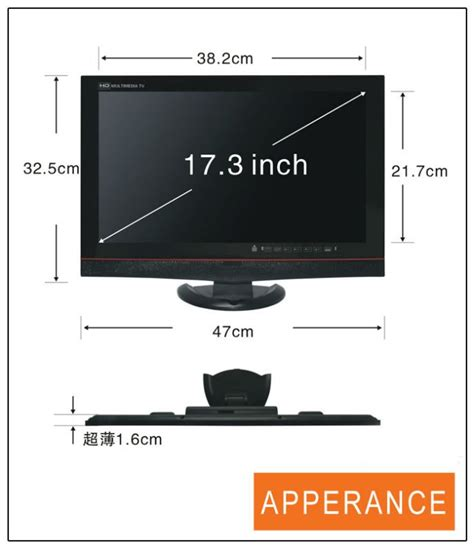 Tv Led Vitron 17 Inch new design 17 inch led tv wall unit 1080p buy led tv wall unit tv tuner usb tv media player