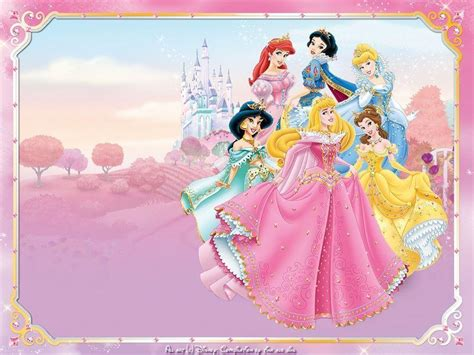 free editable disney princess birthday invitation cards free princess wallpapers wallpaper cave