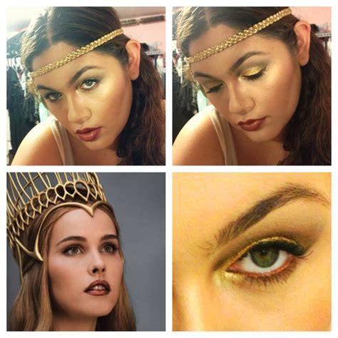 94 best images about halloween on pinterest greek greek goddess athena makeup www pixshark com images