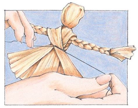 corn husk doll craft 37 best images about colonial america on
