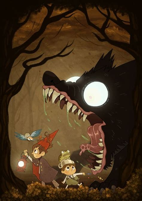 17 Best Images About Over The Garden Wall Group On The Garden Wall Band