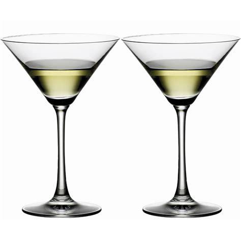 Glass Cocktail Set Spiegelau Vino Grande Cocktail Martini Glass Set Of 2