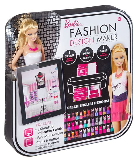 design doll review barbie 174 fashion design maker doll