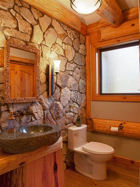 log cabin with bathroom and kitchen 25 best ideas about cabin bathrooms on pinterest small