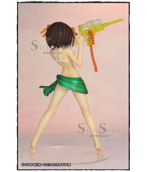 Pvc Figure Itsuki Koizumi From Anime Suzumiya Haruhi Original suzumiya haruhi swimsuit ver 1 7 pvc figure