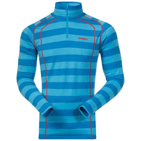Sea Quill Mens New 60 bergans mens fjellrapp half zip sea blue striped 163 60 00