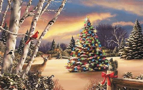 images of christmas nature beautiful merry christmas winter scenes images happy
