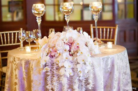 5 elements of a picture sweetheart table