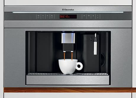 Compact Bathroom top 5 built in coffee machines that makes your life easier