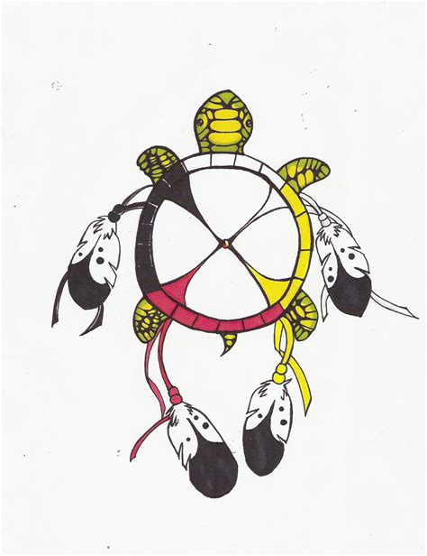 medicine wheel tattoo medicine wheel pictures to pin on tattooskid