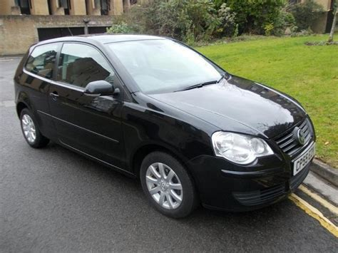 black volkswagen polo used volkswagen polo for sale in petrol uk autopazar