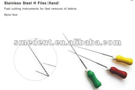 Halodent Dental Endo File Finger Plugger 429 many requests