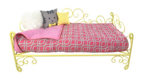 our generation bed our generation heart scroll bed includes bed mattress
