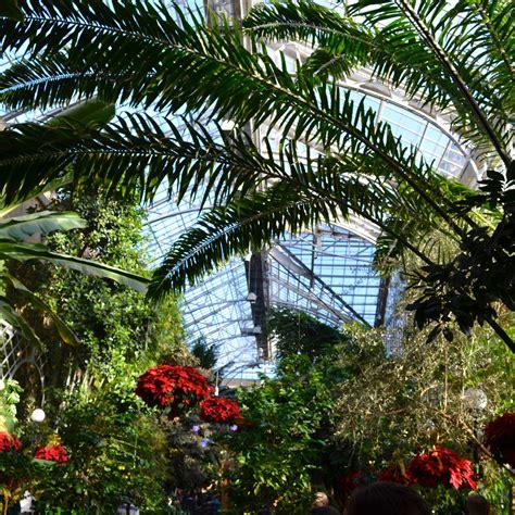 Botanical Gardens Orange County Visiting The U S Botanic Garden Conservatory Washington Dc After Orange County