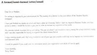 formal letter format united kingdom sle customer