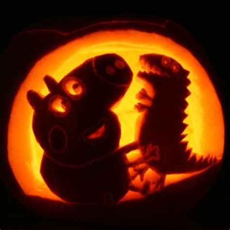 pig pumpkin template 17 best images about with peppa pig on