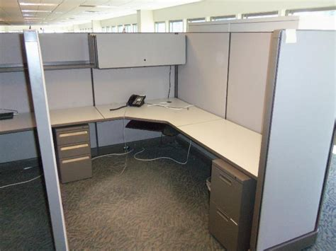 used office cubicle furniture 55 herman miller ao2 6 215 8 cubicles used office