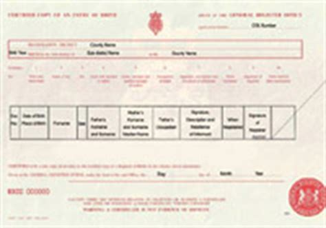 full birth certificate for job information on birth and baptism records in the uk
