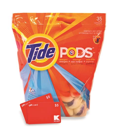 Does Kmart Sell Gift Cards - last chance tide pods 10 kmart gift card giveaway ends today mommies with cents