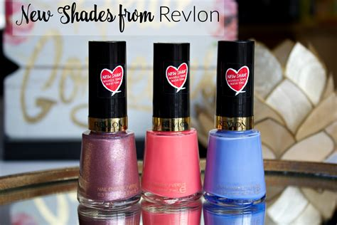 Revlon Nail new revlon nail shades for 2016 the feminine files