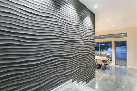 at gold coast residence 3d wall panels
