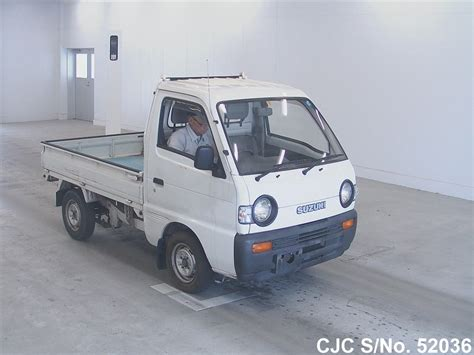 Suzuki Carry For Sale 1995 Suzuki Carry Truck For Sale Stock No 52036