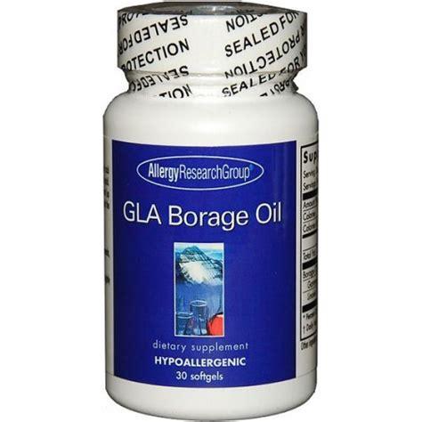 Borage Detox by Allergy Research Gla Borage Seek