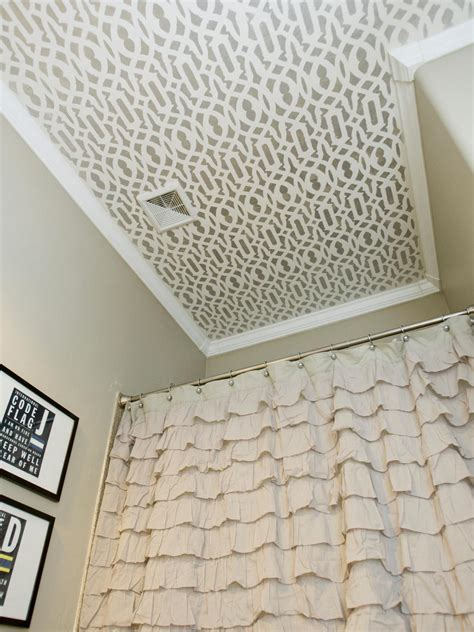 bathroom stencil ideas transform your bathroom with diy decor bathroom ideas