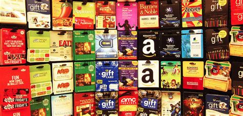Best Gift Cards To Give - image gallery most popular gift cards
