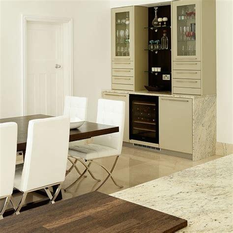 Modern Kitchen Dressers by Neutral Kitchen Diner With Modern Dresser Kitchen Decorating Housetohome Co Uk