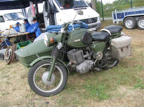 Motorrad Mz Ts 250 1 by Motorrad Mz Ts 250 1 A Der Armee Mit Beiwagen Beim 8