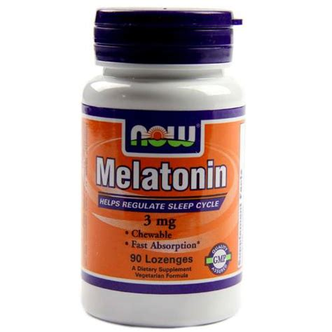 dogs and melatonin now foods melatonin 3 mg 90 lozenges evitamins uk