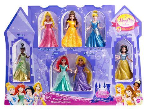 Set India Princess Yasmin disney princess kingdom magiclip 7 doll giftset toys probably
