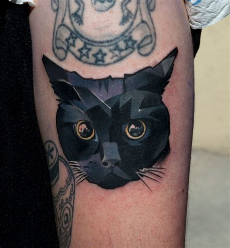 pussy cat tattoo cat www pixshark images galleries
