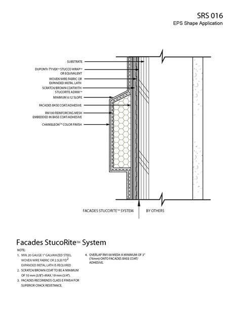 stucco wall section stucco window sill detail pictures to pin on pinterest