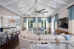 Florida Home Interiors Florida Home With Elegant Coastal Interiors Quot Family Room