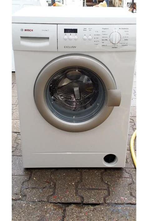 bosch waschmaschine exclusiv waschmaschine bosch classixx 5 exklusiv 1400 u min in