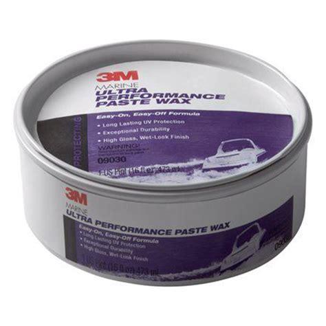 boat wax west marine 3m ultra performance paste wax west marine