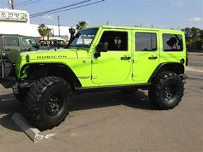 Green Jeep Colors Jeep Rubicon Green That Color It S A Jeep Thing