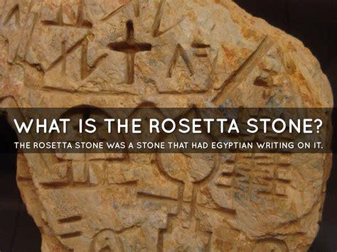 rosetta stone why is it important ancient egypt by jenai freeman